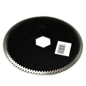 カッター刃 150x21 (コンバイン用ストローカッター刃)|otentosun