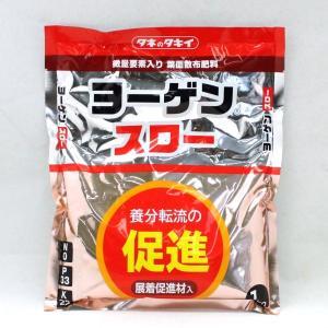 微量要素入り葉面散布剤 ヨーゲンスロー 展着促進剤入 1kg otentosun