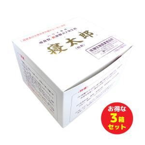 寝太郎 お得な3箱セット ハウス専用炭酸ガス発生剤|otentosun