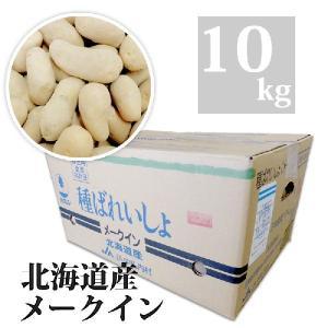 種芋 メークイン 10kg Mサイズ|otentosun