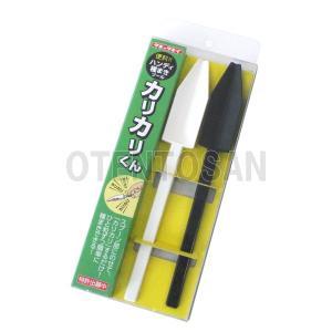 タキイ 種まき器・種まきスプーン カリカリくん 白黒2本入り|otentosun