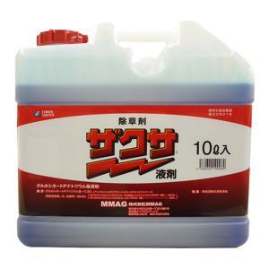 ザクサ液剤 10L 【非選択性茎葉処理除草剤】|otentosun