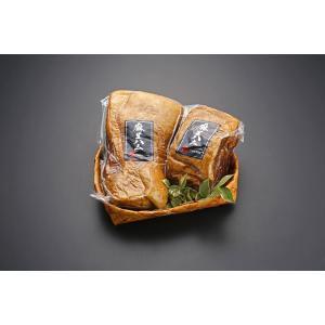 【麻生ハム】無添加のハム&ベーコンset(ハム400g、ベーコン300g)【受注生産商品】|otodoke-shopping