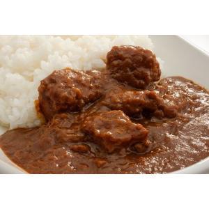 【飯島畜産】いばらき地養豚カレーギフト(4個入り)。いばらき地養豚のモモ肉を生肉ベースで100g相当使った贅沢なカレーです。|otodoke-shopping