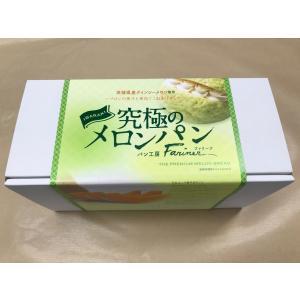 究極のメロンパン 5個入セット【ギフト】茨城県産JA旭村のクインシーメロンの果肉と果汁を入れてこねあげたメロンパンに生カスタードクリームをサンド|otodoke-shopping