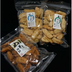 【中城本店】手作り揚餅お試し詰め合わせ昔ながらの製法にこだわった手作り揚げ餅。一つ、また一つと後を引く逸品に仕上げました。|otodoke-shopping