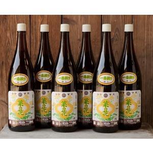 【ギフトにも最適】【送料無料】コヤマダ(小山田産業)の菜種(なたね)油一升瓶6本詰め合わせ(箱入)完全無添加・無農薬、100%国産菜種。|otodoke-shopping