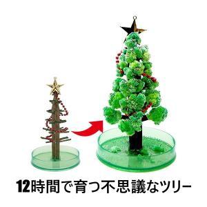 クリスマス 雑貨 クリスマスツリー マジックツリー...