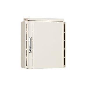 日東工業 RA25-66DBC (クリーム 屋外用熱対策制御盤キャビネット