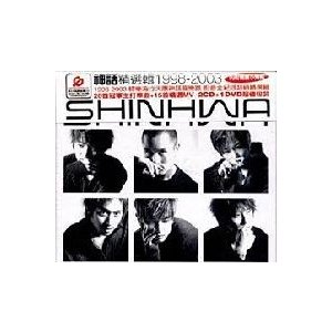 SHINHWA 神話 / best hits collection 1998-2003 香港盤 中古音楽CD|otokichi
