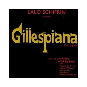 ラロ・シフリン /  Gillespiana 中古ジャズCD