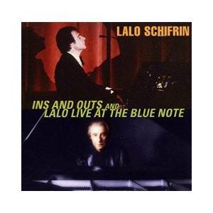ラロ・シフリン / Ins & Outs / Lalo Live at the Blue Note 中古ジャズCD