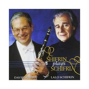ラロ・シフリン / Shifrin Plays Schifrin 中古洋楽CD|otokichi