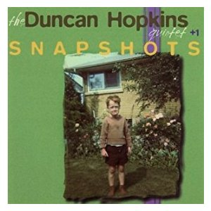 The Duncan Hopkins Quintet + 1 / SNAPSHOTS 中古ジャズCD|otokichi