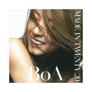 BOA / MADE IN TWENTY(CD+DVD付) 中古CD|otokichi