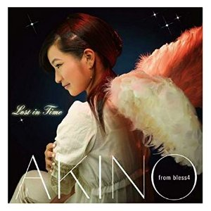 AKINO from bless4 / Lost in Time 中古声優系CD