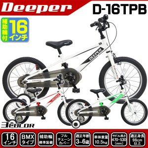 子供用自転車 16インチ 子供用BMX 子ども用自転車 幼児用自転車 補助輪 キッズバイク 送料無料 D-16TPB|otoko-style