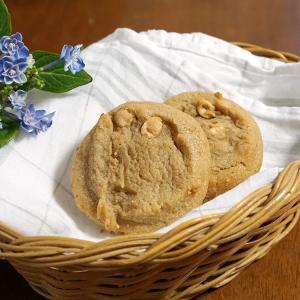 冷凍クッキー生地 「ピーナッツバター」 アメリカンクッキー 業務用 箱入り(8シート) 合計224ケ入り|otokonodaidokoro