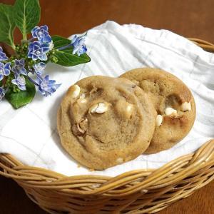 冷凍クッキー生地 「ホワイトチップピーカン」 アメリカンクッキー 業務用 箱入り(8シート) 合計224ケ入り otokonodaidokoro