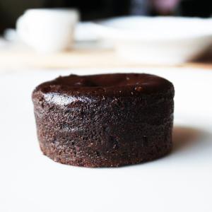 スイーツ チョコ  フォンダンショコラ100g 2個x10 フランス産 冷凍ケーキ  濃厚ショコラ 業務用 otokonodaidokoro 03