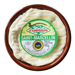 フレッシュ チーズ サンマルセラン(サンマラセラン) 陶器入り 80g フランス産
