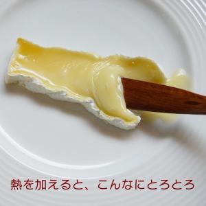 ブリーチーズ ルスティックブリー1Kg フランス産白かびチーズ 白カビ  ホール丸ごと|otokonodaidokoro|03