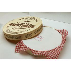 ブリーチーズ ルスティックブリー1Kg フランス産白かびチーズ 白カビ  ホール丸ごと|otokonodaidokoro|06
