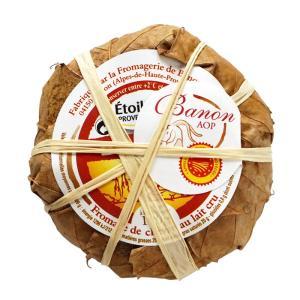 シェーブル チーズ バノン フォイユ 100g フランス産 毎週火・木曜日発送