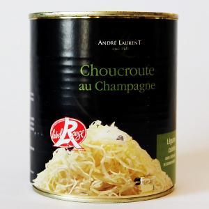シュークルート810g缶 シャンパン風味 フランス産 (常温)|otokonodaidokoro