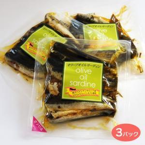 銚子沖でとれたいわしのオリーブオイルサーディン 100g3パック ポイント消化 鰯加工品 イワシ (常温)|otokonodaidokoro