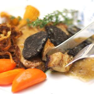 フォアグラ ド カナール ホール 丸ごと 1個 400-550g ハンガリー産 冷凍 鴨のフォアグラ レシピ付き|otokonodaidokoro