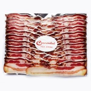 皮付き豚バラ肉のブロック燻製 300g[01]|otokonodaidokoro