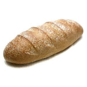 石釜焼き パン オゥ セーグル 1本 300g 冷凍 半焼成パン フランス産 ライ麦23%入りの本格ライブレッド|otokonodaidokoro