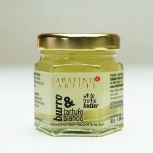 白トリュフ入りバター イタリア産 30g瓶入り(常温) otokonodaidokoro