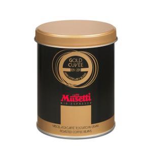 コーヒー豆 ムセッティ ゴールド クヴェ  MUSETTI GOLD CUVEE 250g 缶入り 珈琲豆 otokonodaidokoro