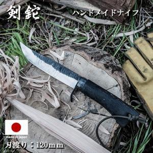 シースナイフ ツーリング ソロキャンプ 狩猟ナイフ アウトドア 焚き火 フェザースティック BBQ ...