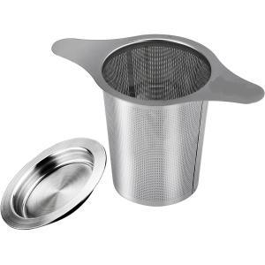 茶こし ティーストレーナー ステンレス製 茶葉濾過 深型