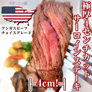 ステーキ肉 ニューヨークカット 1ポンドステーキ 厚切りサー...
