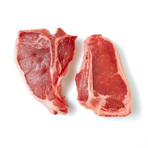 ステーキ肉 仔牛のTボーンステーキ スタークヴィール 2枚セ...