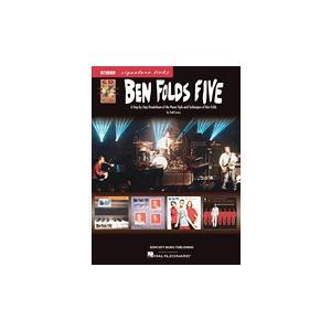 取寄 楽譜 Keyboard Signature Licks | ベン・フォールズ・ファイヴ | Ben Folds Five  曲集・キーボード採譜版|otorakuya