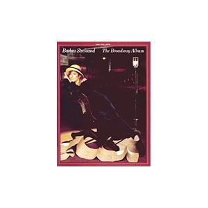 取寄 楽譜 Barbra Streisand - The Broadway Album   バーブラ・ストライサンド 曲集 otorakuya