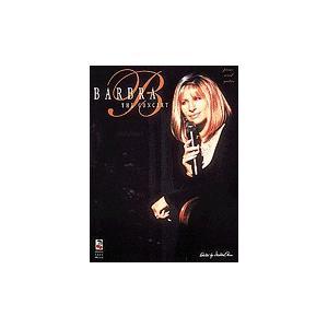 取寄 楽譜 Barbra Streisand - The Concert   バーブラ・ストライサンド 曲集 otorakuya