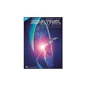取寄 楽譜 Complete Star Trek Theme Music: 3rd Edition 曲集|otorakuya