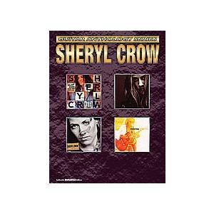 取寄 楽譜 Sheryl Crow Guitar Anthology Series | シェリル・クロウ 曲集・ギター&ボーカル譜・タブ譜|otorakuya