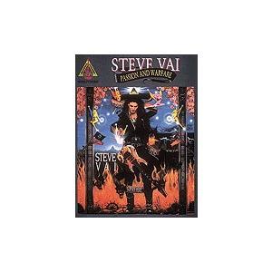 取寄 楽譜 Passion & Warfare   スティーヴ・ヴァイ   Steve Vai  曲集・Guitar採譜版・タブ譜 otorakuya