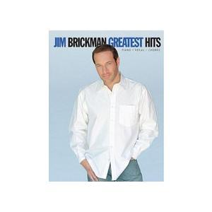 取寄 楽譜 Jim Brickman Greatest Hits | ジム・ブリックマン 曲集|otorakuya