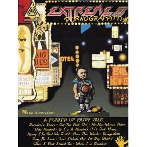 取寄 楽譜 Extreme II - Pornograffitti   エクストリーム 曲集・Guitar採譜版・タブ譜 otorakuya