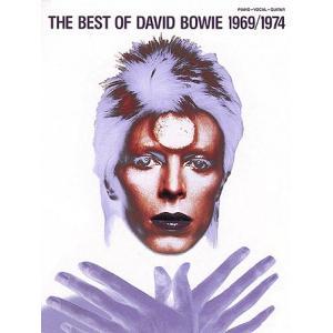 取寄 楽譜 The Best Of David Bowie - 1969-1974 | デヴィッド・ボウイ 曲集|otorakuya
