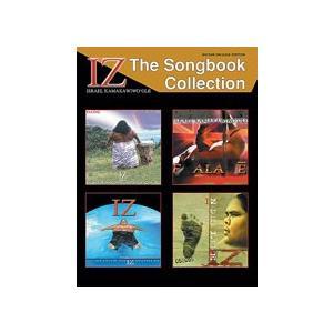 取寄 楽譜 IZ: The Songbook Collection | IZ  ウクレレ用曲集|otorakuya