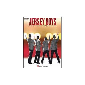 [取寄対応] Jersey Boys |  | Frankie Valli ・ The Four Seasons  [曲集]